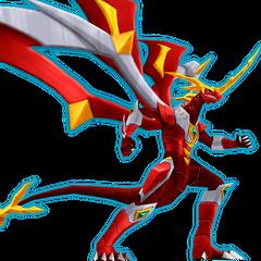 Pyrus Titanium Dragonoid