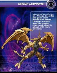 Omega leonidas