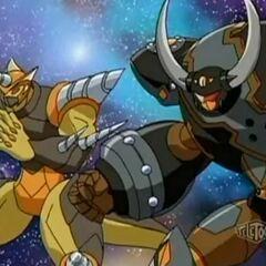 Rex Vulcan and Blast Elico