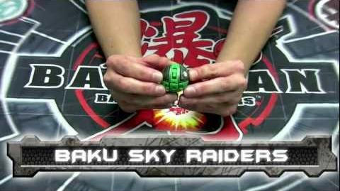 Bakugan Mechtanium Surge - August 2011 Release Previews