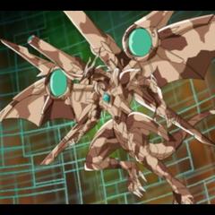 Subterra Helix Dragonoid with JetKor
