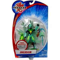 Packaged Ingram action figure