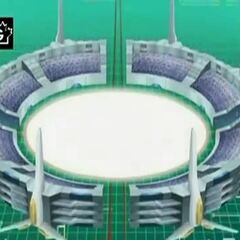 Bakugan Interspace Battling Arena as it is MS