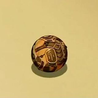 Dyroid in geschlossender Ballform