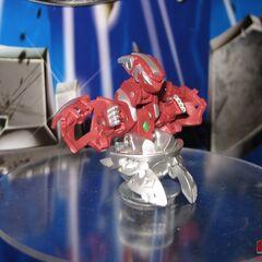 Titanium Dragonoid at the toy fair