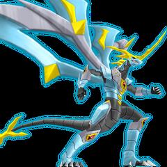 Haos Titanium Dragonoid