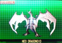 Neo Dragonoid Figur