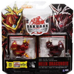Helix Dragonoid Evil Twin Pack