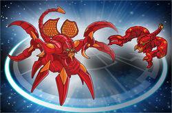 BK CD Scorpion