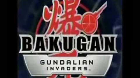 Bakugan Gundalian Invaders Opening German (Fan Made)
