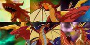 Bakugan Drago by Jd1680a