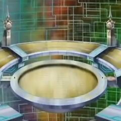 A Bakugan Interspace Battling Arena as it is in <a href=