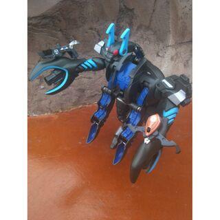 Venexus Titan with Crosstriker and Sonicanon