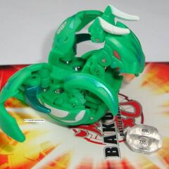 Chance Dragonoid in Bakuganform
