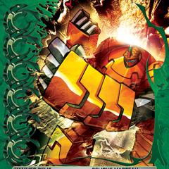 Green Ability Card design for Bakugan: Mechtanium Surge