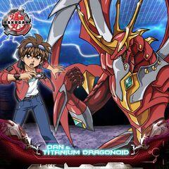 Dan and Drago