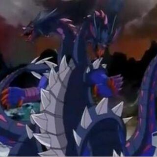 Dual Hydranoid in Bakuganform