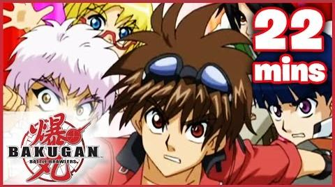 Bakugan Battle Brawlers The Final Take Down Ep