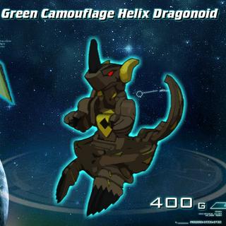 BakuCamo Helix Dragonoid on <a href=