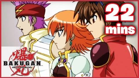 Bakugan Battle Brawlers Cyber Nightmare Ep. 59