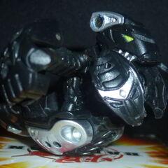 Darkus Horridian (incomplete open side)