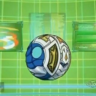 Mutant Krowll in ball form