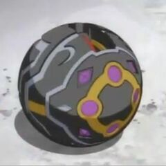 Fifth Paladin in closed ball form