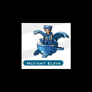 Mutant Elfin on New Vestroia Checklist