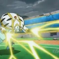 Mutant Krowll using <b>Haos Hydra</b>