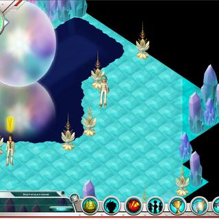 The Hidden Sacred Orb Room