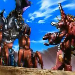 Maxus Helios vs. Maxus Dragonoid