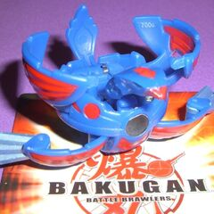Wrong paintjob Baku-Legacy Cosmic Ingram