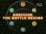 Bakugan, początek bitwy