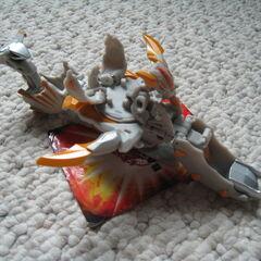 Haos Helix Dragonoid on Haos Raytheus