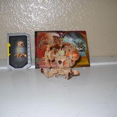 Subterra Akwimos with Copper Rock Hammer