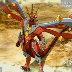 Titanium Dragonoid listening to <a href=