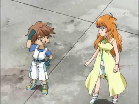 Bakugan shun and alice secretly dating