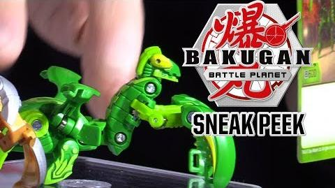 Bakugan Battle Planet World Premiere Bakugan Sneak Peek Event