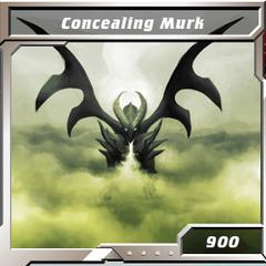 Concealing Murk - Gate Card