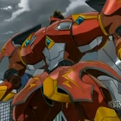 Zenthon in Bakugan Interspace