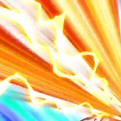 Lumino Dragonoid using <b>Explosix Flame Impact</b>