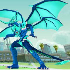 Aquos Lumino Dragonoid