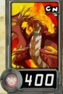 Dragonoid w Gantlecie