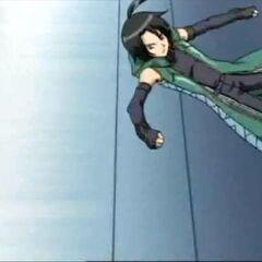 Shun jumps