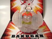 Bakugan clear tigrerra