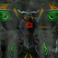 Dreadeon being summoned