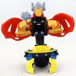 BakuMarvel Thor prototype