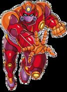 Robotallion Pyrus