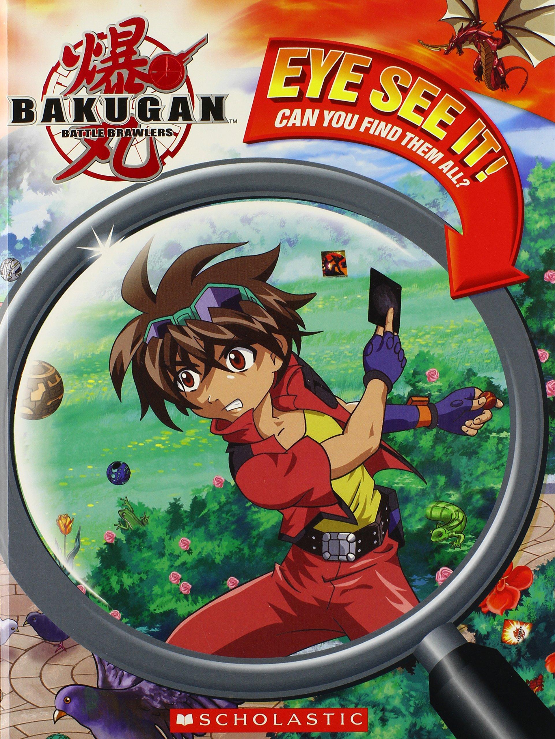 Eye See It! (Bakugan Battle Brawlers)   Bakugan Wiki