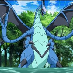 Krakenoid in Bakugan form